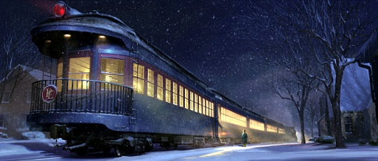 The Polar Express - 2004's 3D Revival